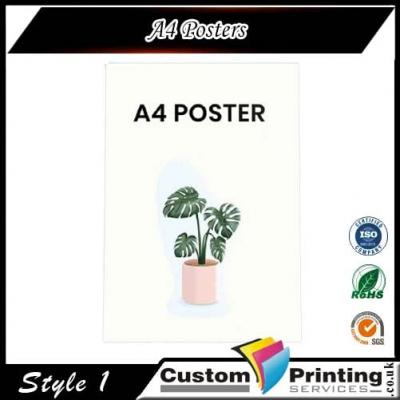 A4 Posters Printing