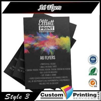 A6 Flyers Printing