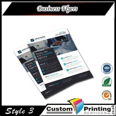 Business Flyers Printing