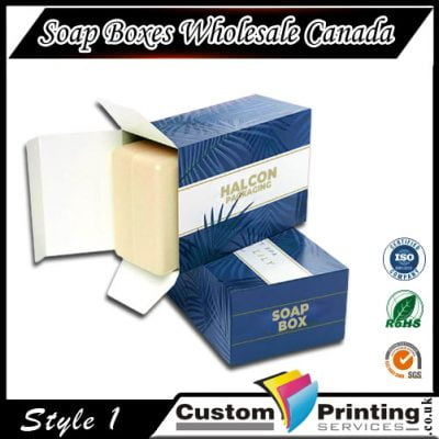 Soap Boxes Wholesale Canada Printing